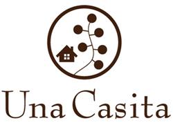 Una Casita|ウナ・カシータ ロゴ